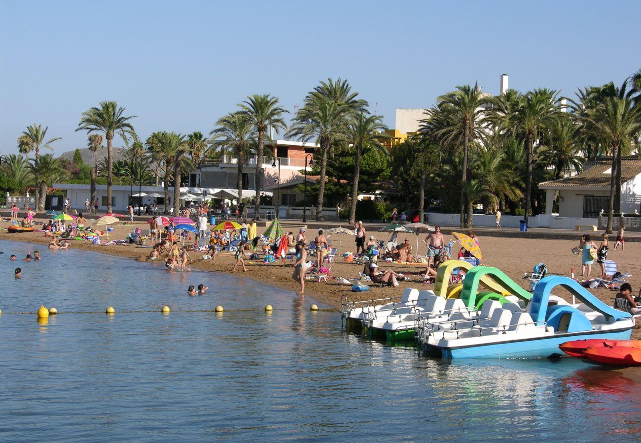 Ferienwohnung in Mar de Cristal - Albatros Playa 2 - 4905