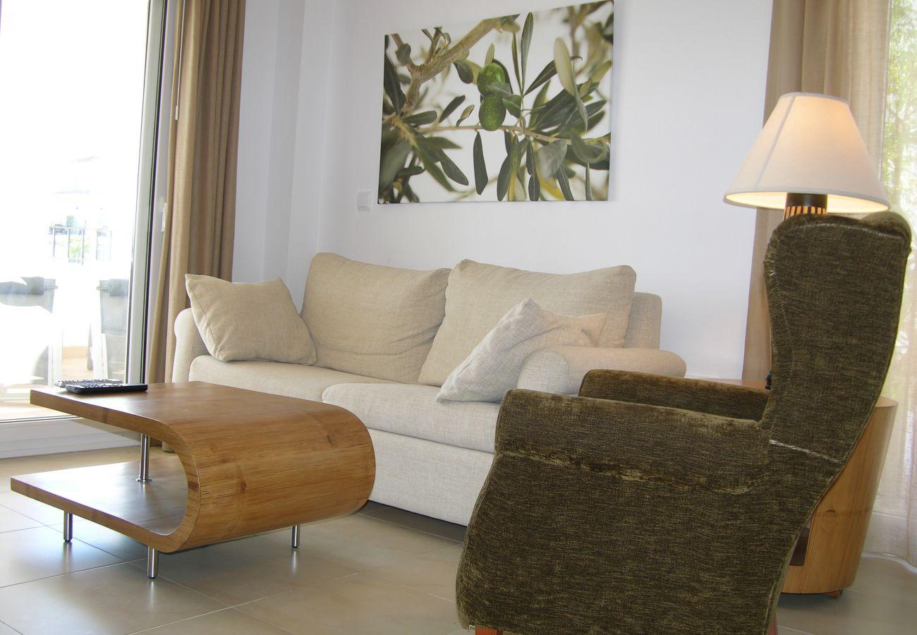 Ferienwohnung in Sucina - Hacienda Riquelme Golf Resort - 1508
