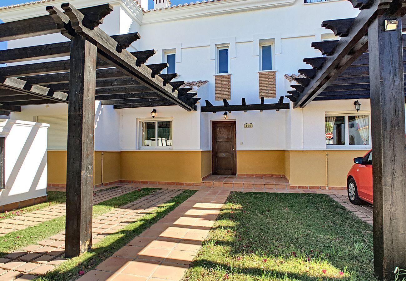 Ferienhaus in Roldan - La Torre Golf Resort - 8307