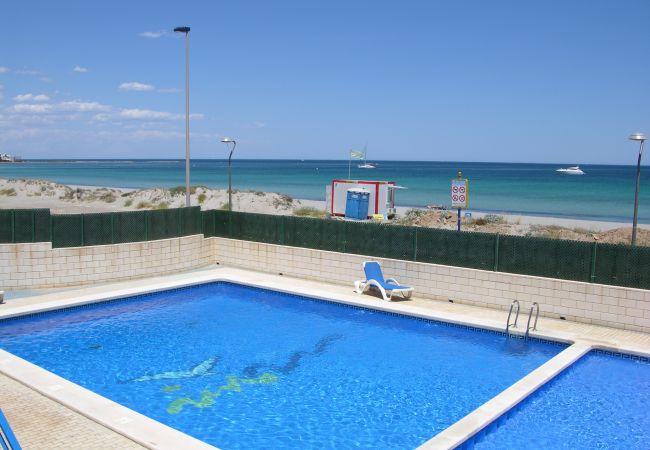 La Manga del Mar Menor - Ferienwohnung