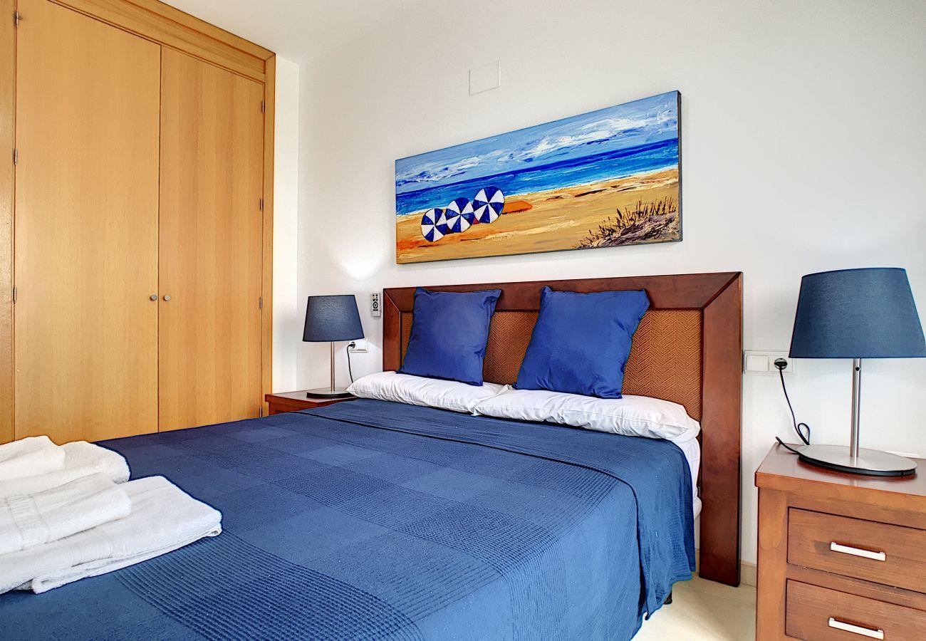 Ferienwohnung in Manga del Mar Menor - Libertad Dos Playas - 3807