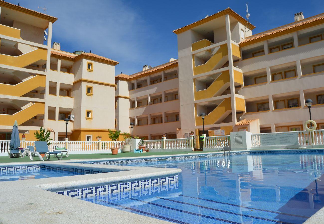 Ferienwohnung in Mar de Cristal - Ribera Beach 1 - 3107