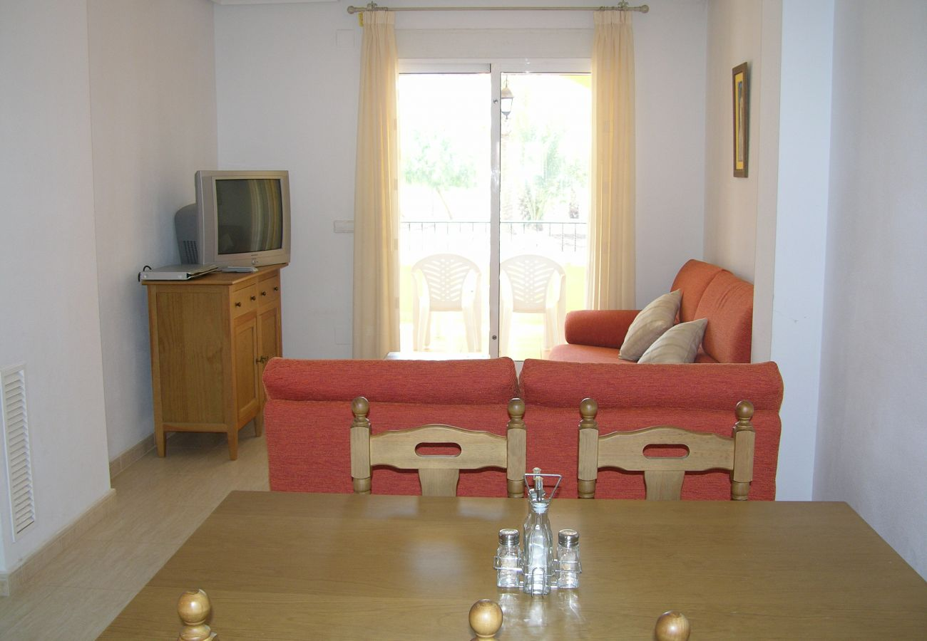 Ferienwohnung in Mar de Cristal - Ribera Beach 2 - 0905