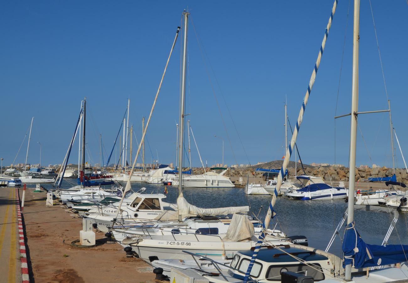 Ferienwohnung in Mar de Cristal - Ribera Beach 2 - 1106