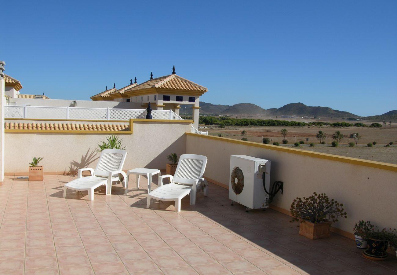 Ferienwohnung in Mar de Cristal - Ribera Beach 3 - 1208