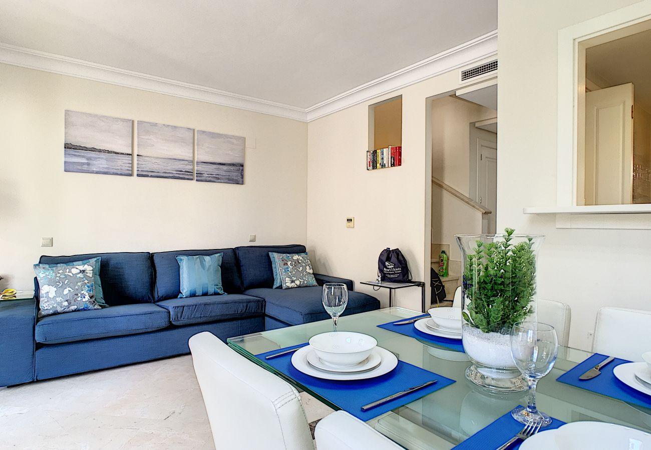 Ferienhaus in Roda - Roda Golf Resort - 2908