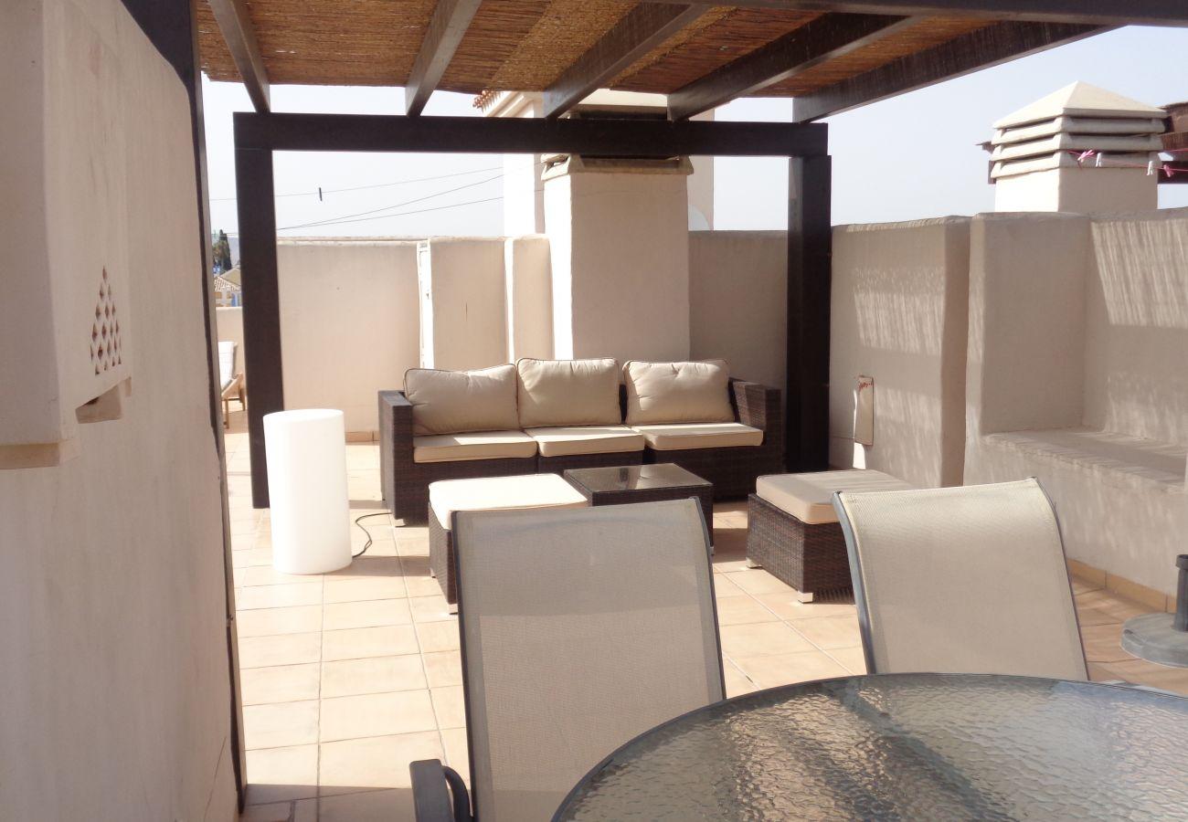 Ferienwohnung in Roda - Roda Golf Resort - 8007