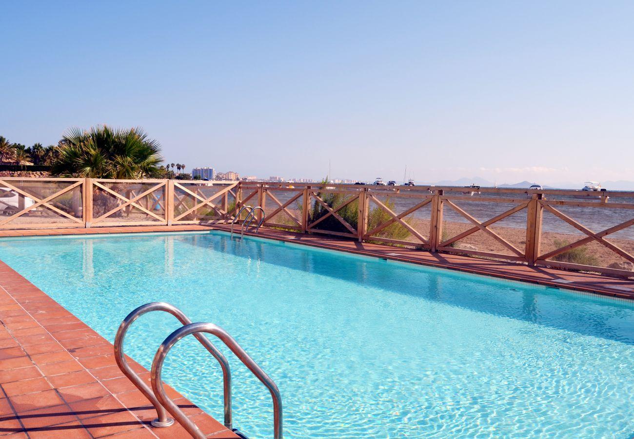 Ferienwohnung in Manga del Mar Menor - Arenales del Mar Menor - 7808