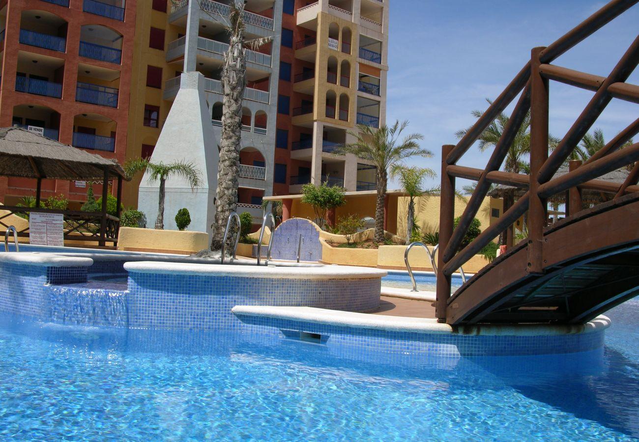Ferienwohnung in Playa Honda - Verdemar 3 - 8806