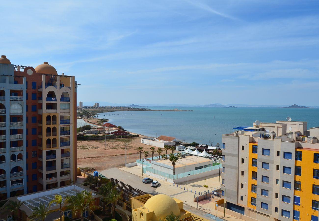 Ferienwohnung in Playa Honda - Verdemar 3 - 6708