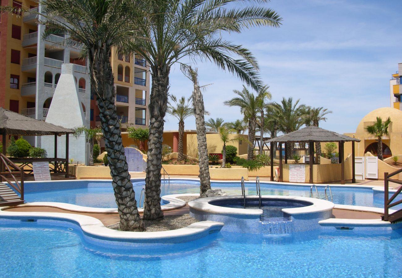 Ferienwohnung in Playa Honda - Verdemar 3 - 8907