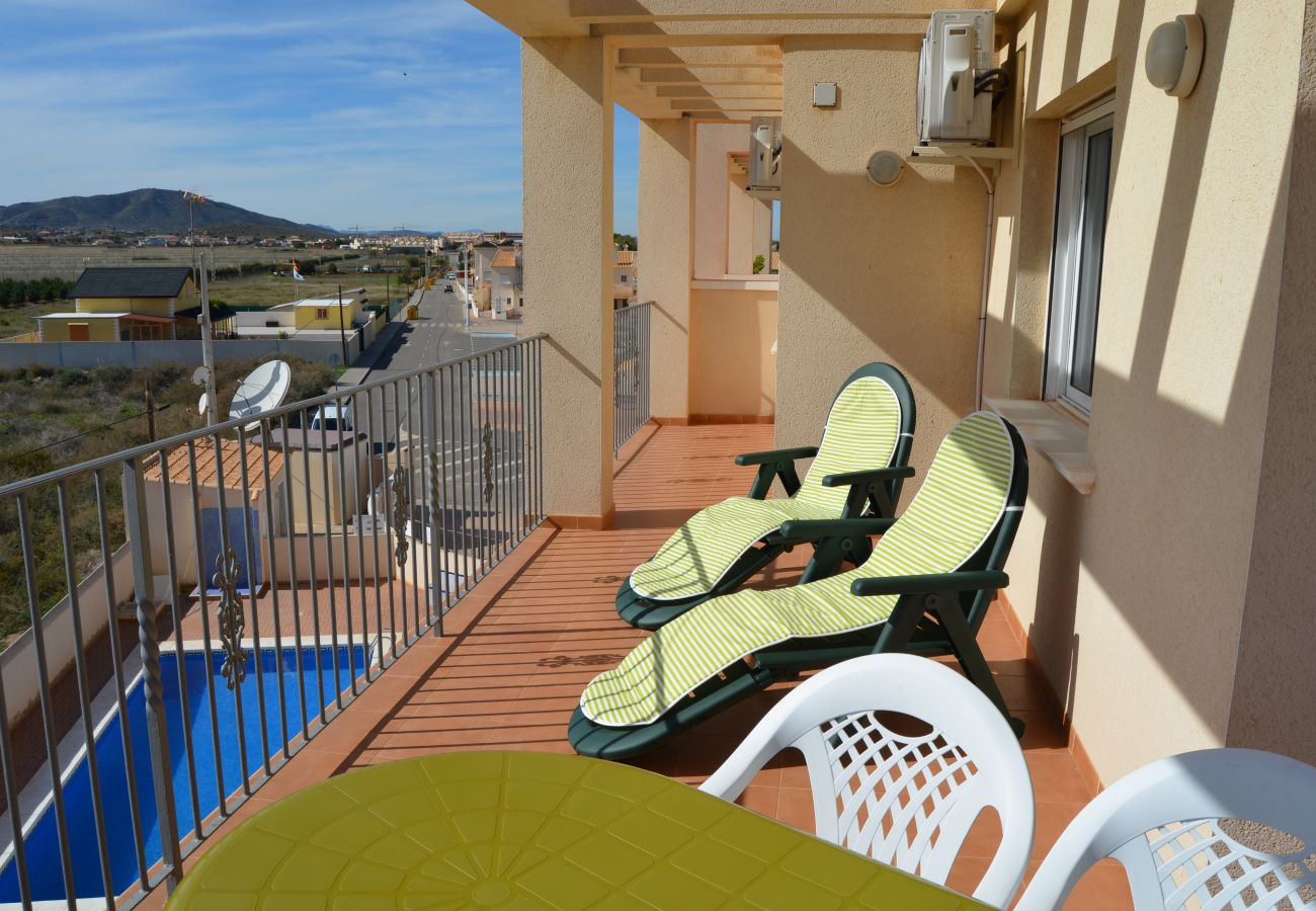 Ferienwohnung in Los Nietos - Villa Cristal 2 - 3308
