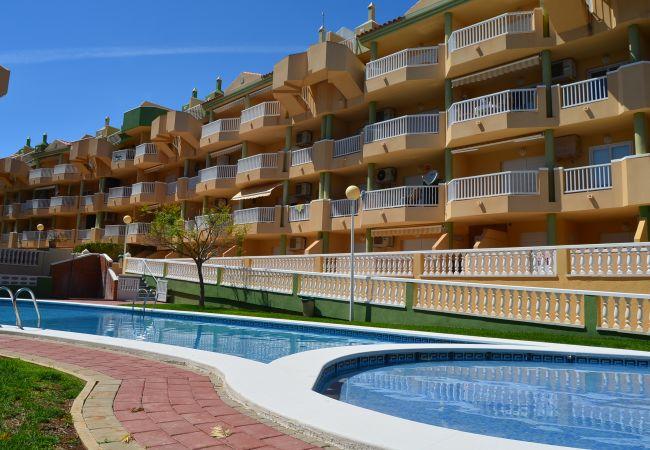 Ferienwohnung in La Manga del Mar Menor - Villas de Frente - 1407