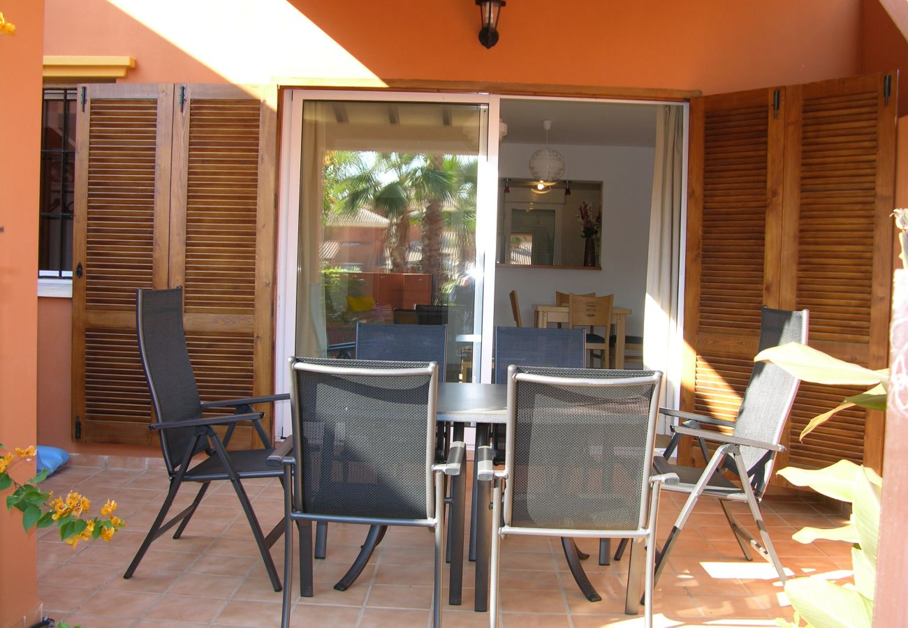 Bungalow in Mar de Cristal - Albatros Playa 3 - 1607