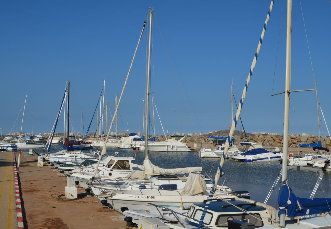 Bungalow in Mar de Cristal - Albatros Playa 3 - 1607