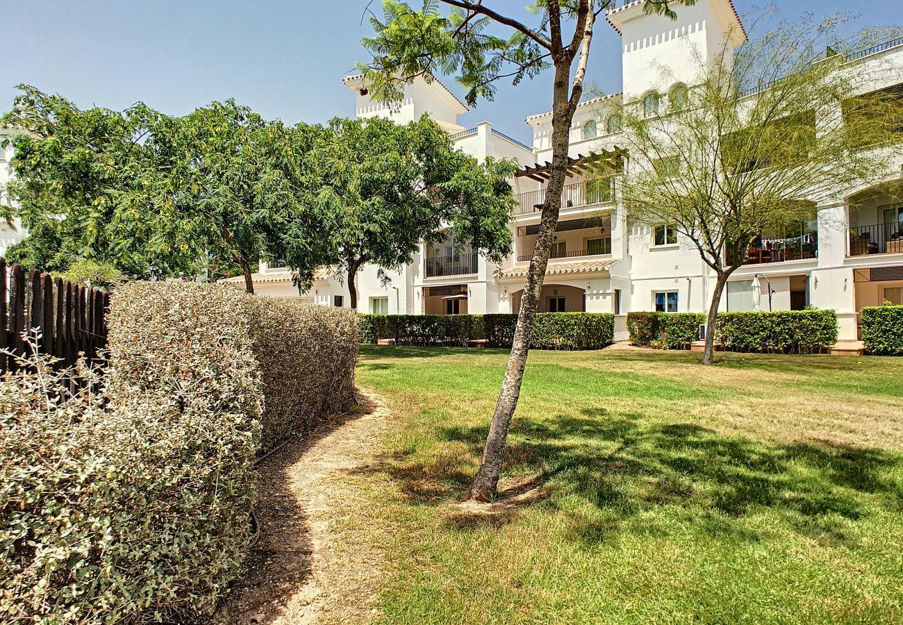 Ferienwohnung in Sucina - Hacienda Riquelme Golf Resort - 8408