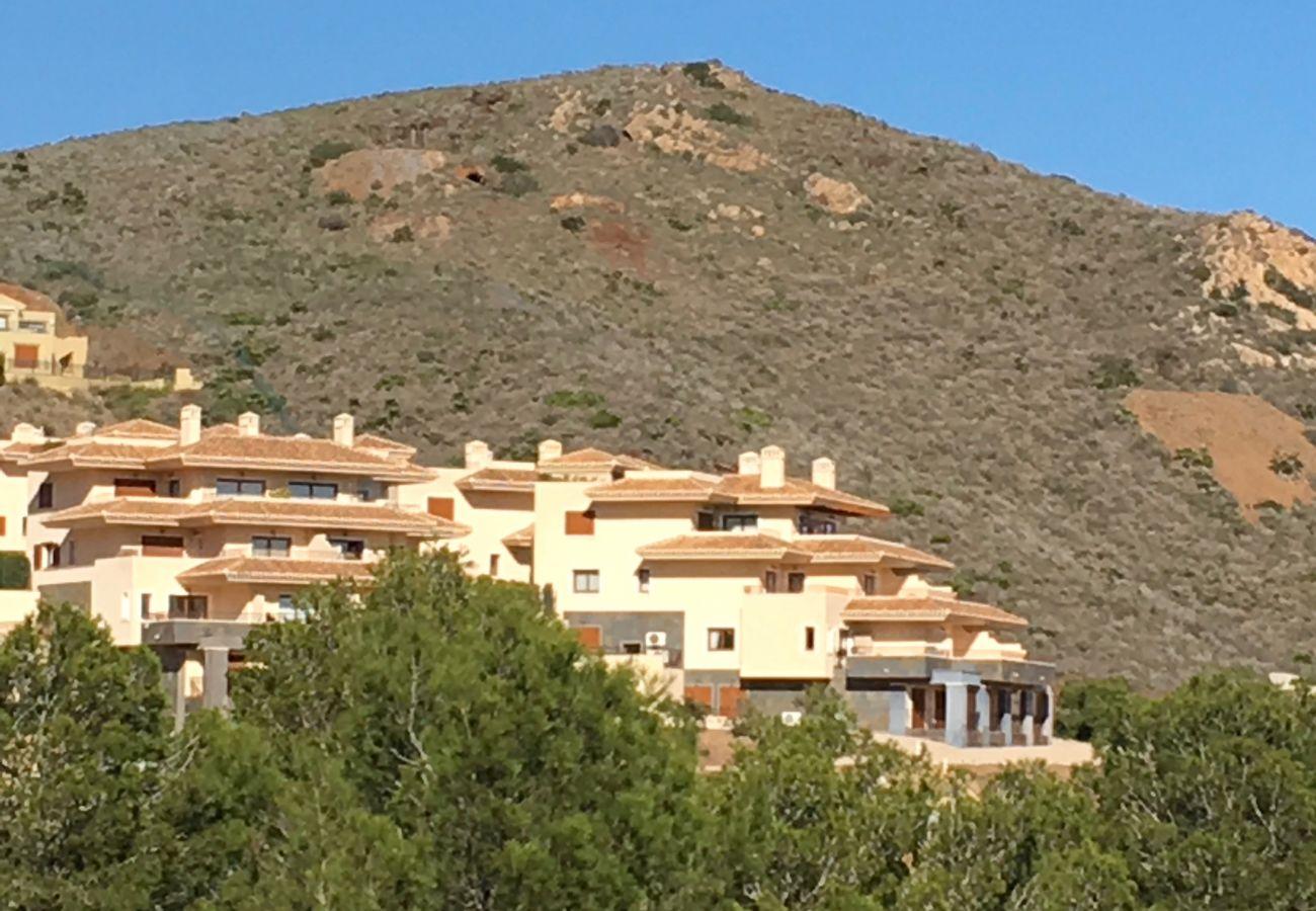 Ferienwohnung in La Manga Club - Buena Vista - 7708