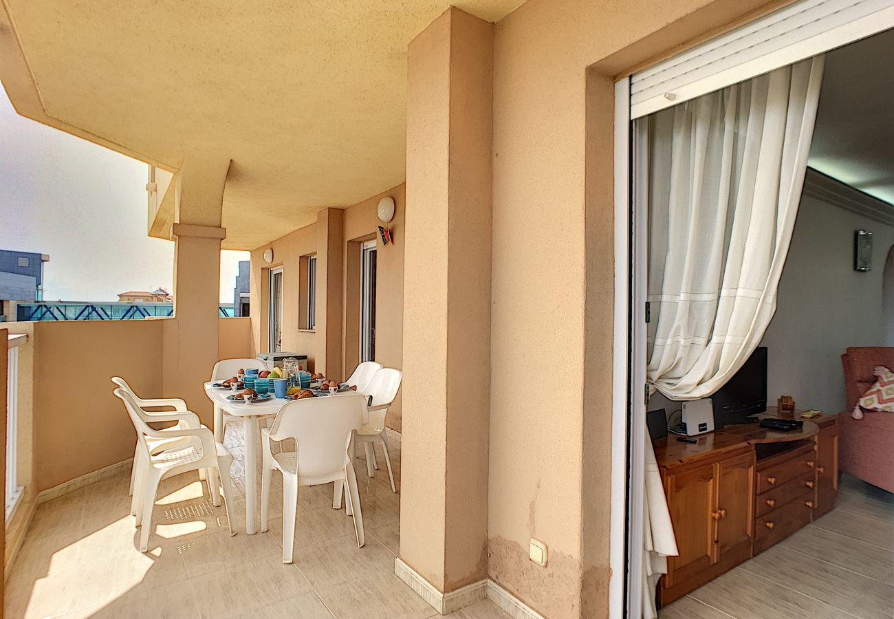 Ferienwohnung in Manga del Mar Menor - Marinesco 2 - 3206