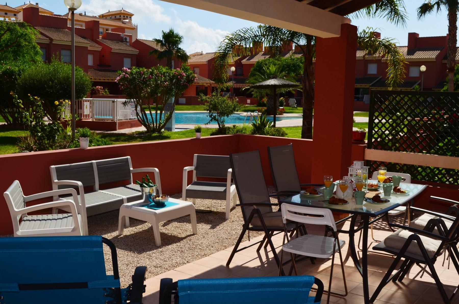 Albatros Playa 2 9408 Ferienhäuser In Mar De Cristal