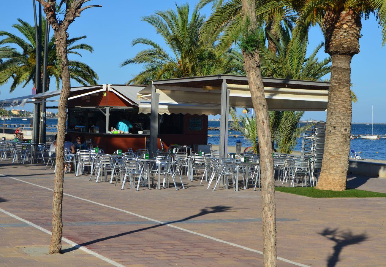 Ferienwohnung in San Javier - El Mirador de La Ribera - 0109