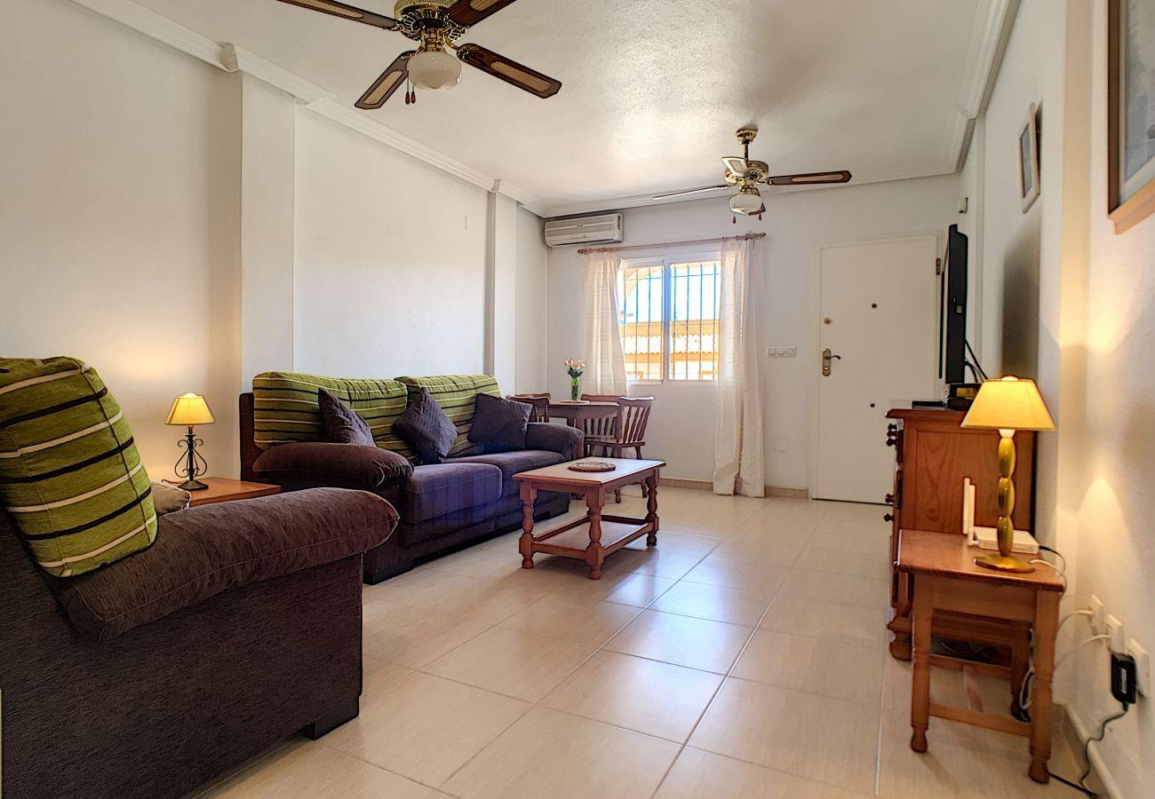 Ferienhaus in Los Nietos - Las Lomas del Palmeral - 0509