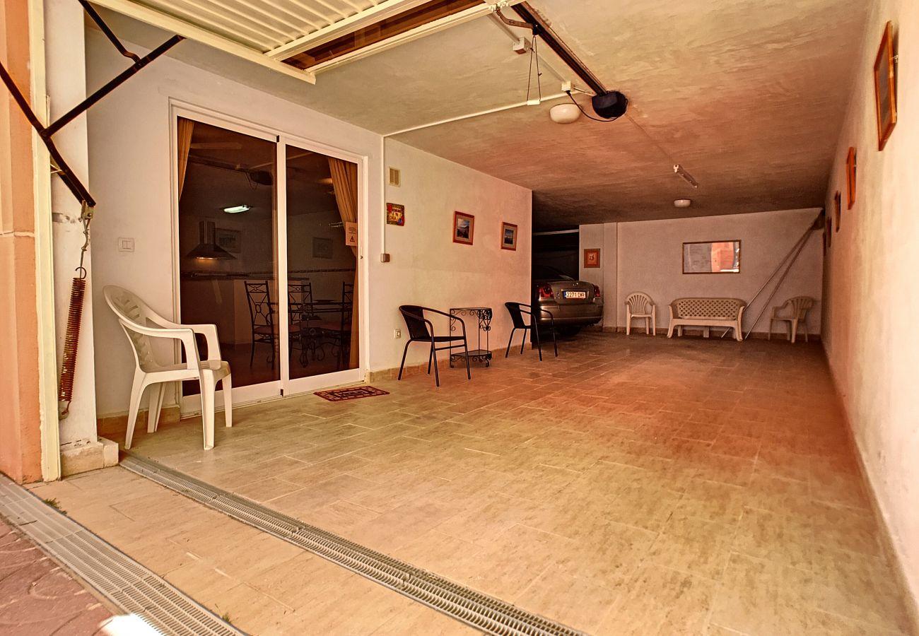 Ferienwohnung in Mazarron - Apartment Bolnuevo