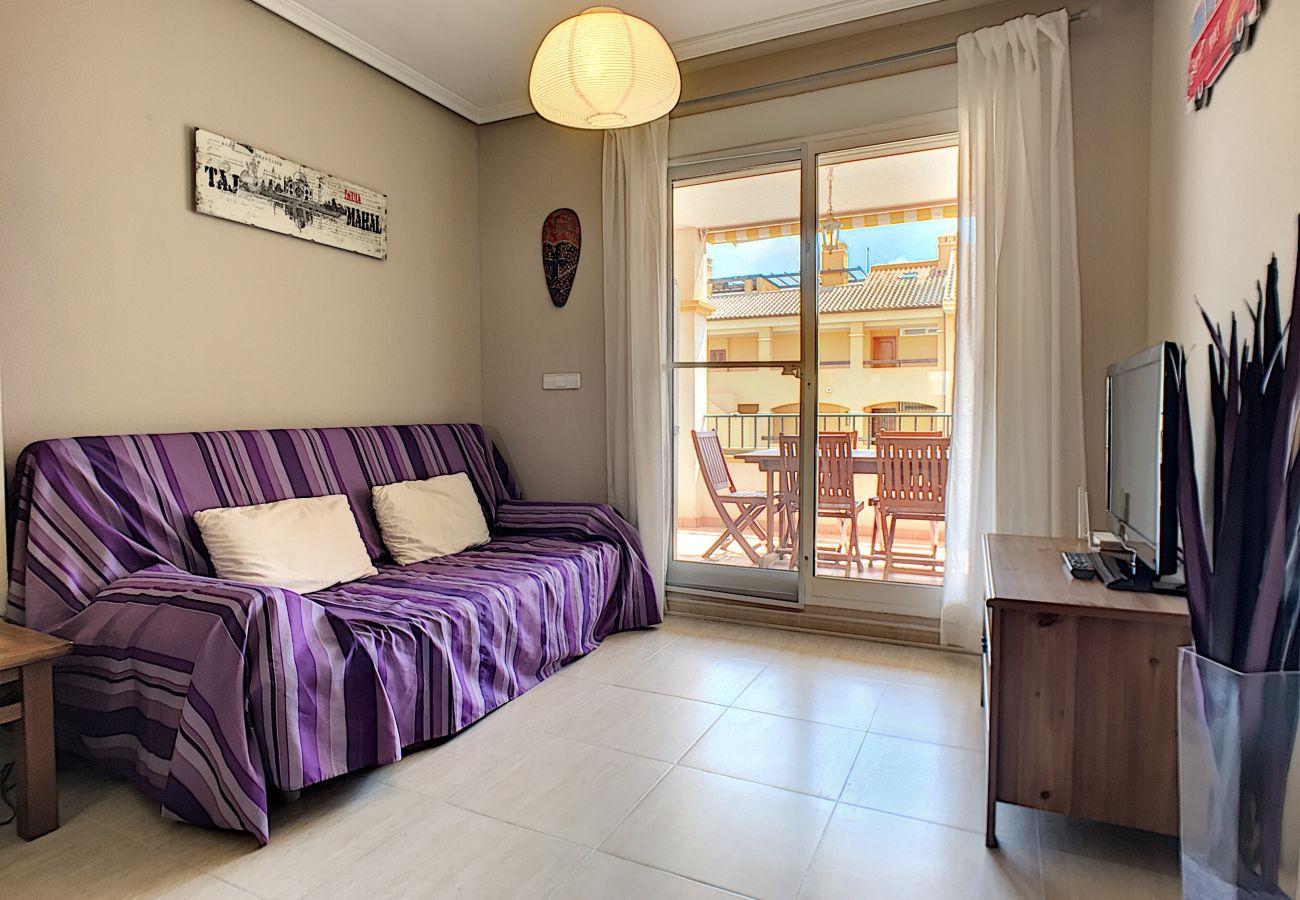 Ferienwohnung in Mar de Cristal - Ribera Beach 2 - 0709