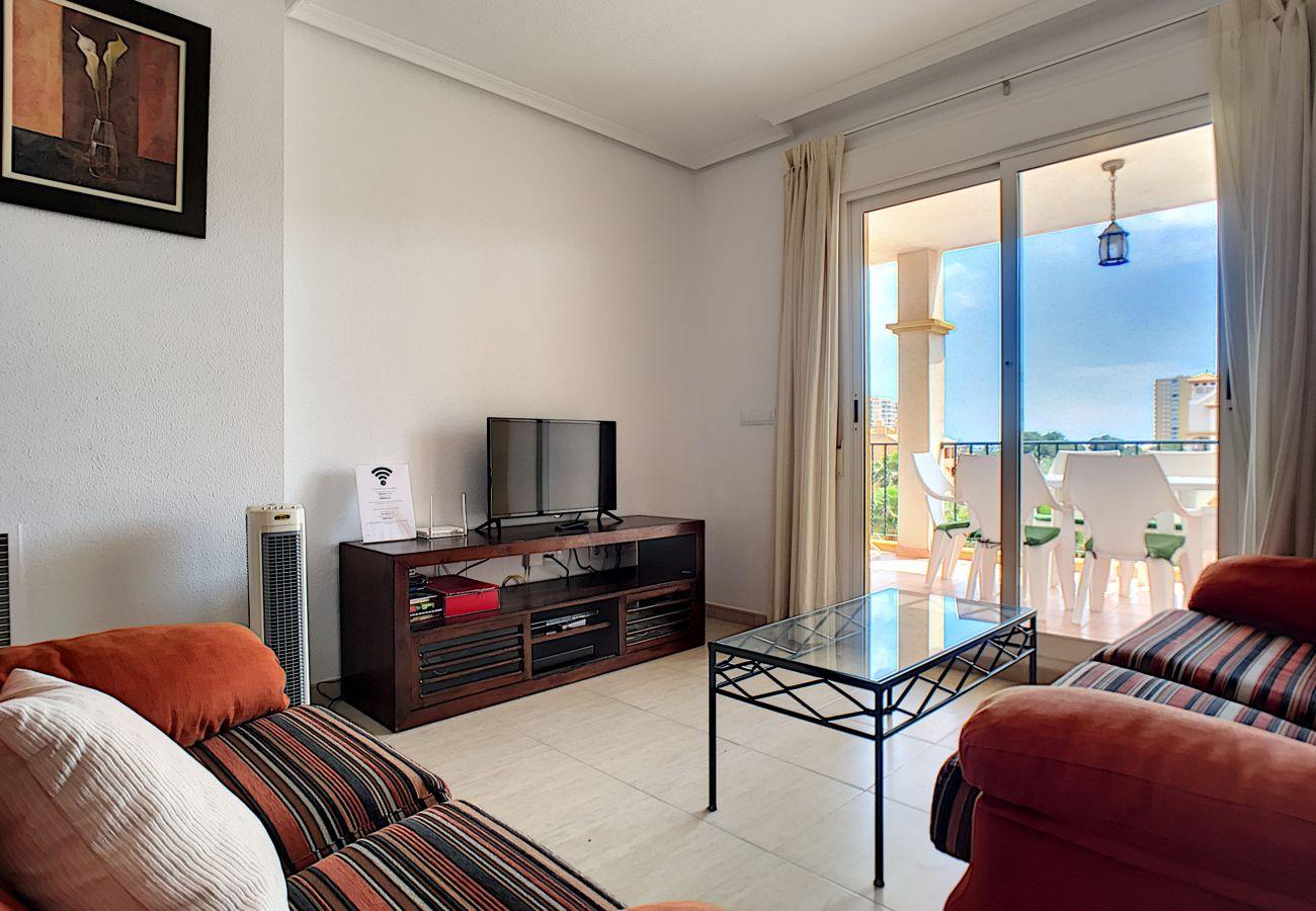 Ferienwohnung in Mar de Cristal - Ribera Beach 3 - 0809