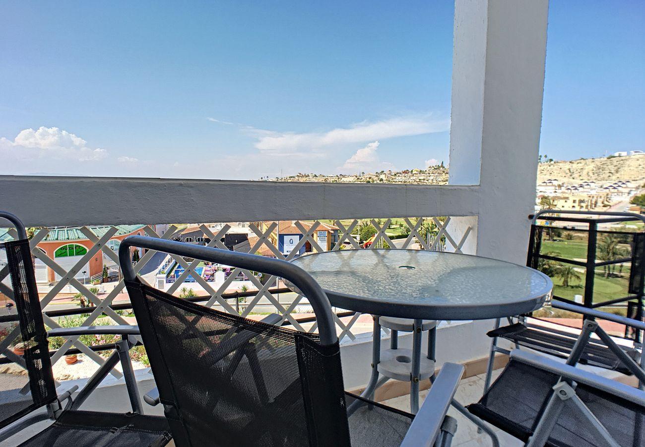 Ferienwohnung in Rojales - Apartment Vistas La Marquesa Golf