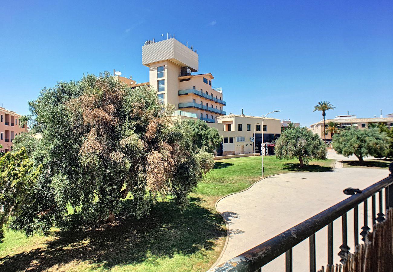 Ferienwohnung in Los Alcazares - Apartment Los Alcazares Square - GTB