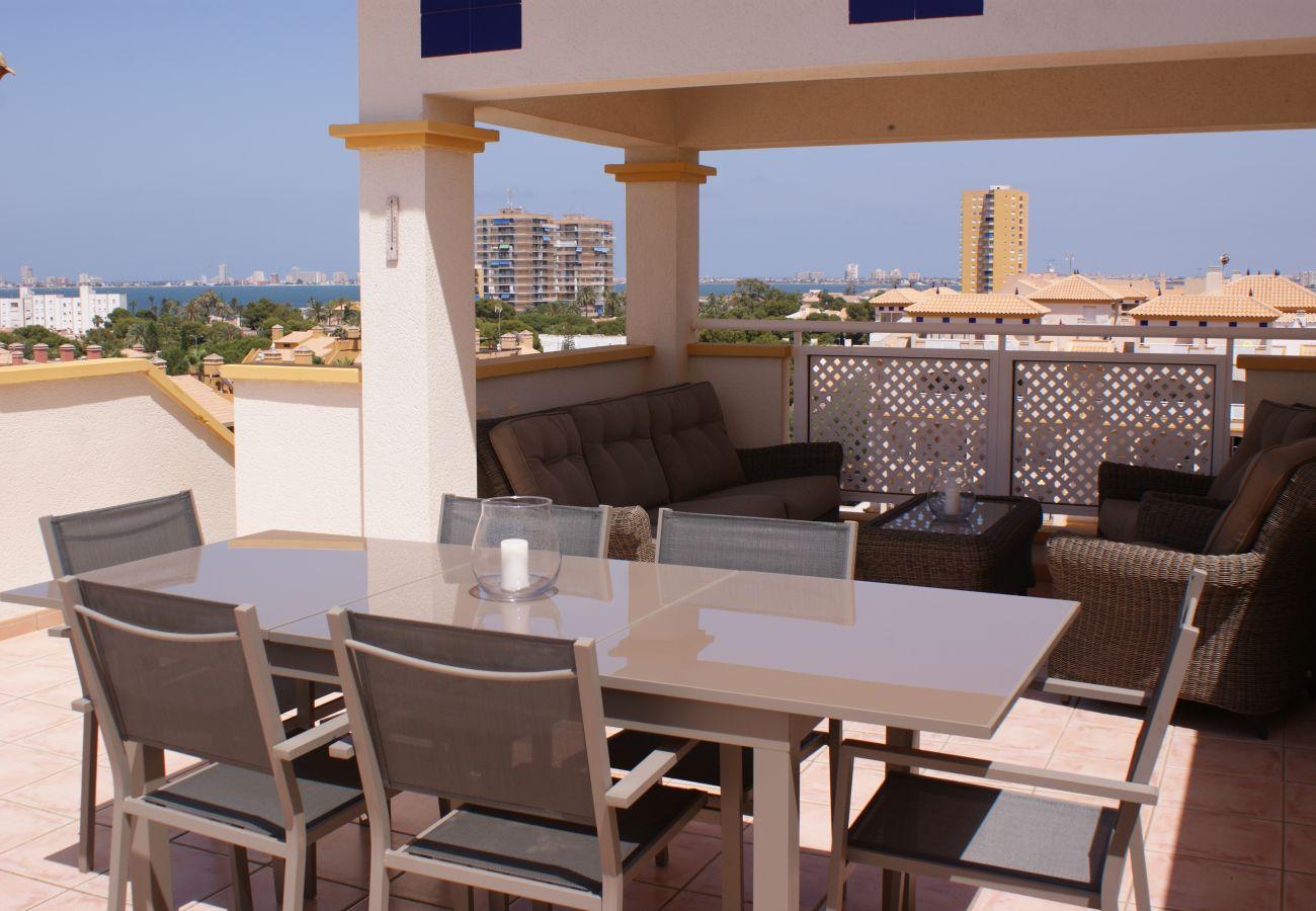 Ferienwohnung in Mar de Cristal - Ribera Beach 3 - 1009