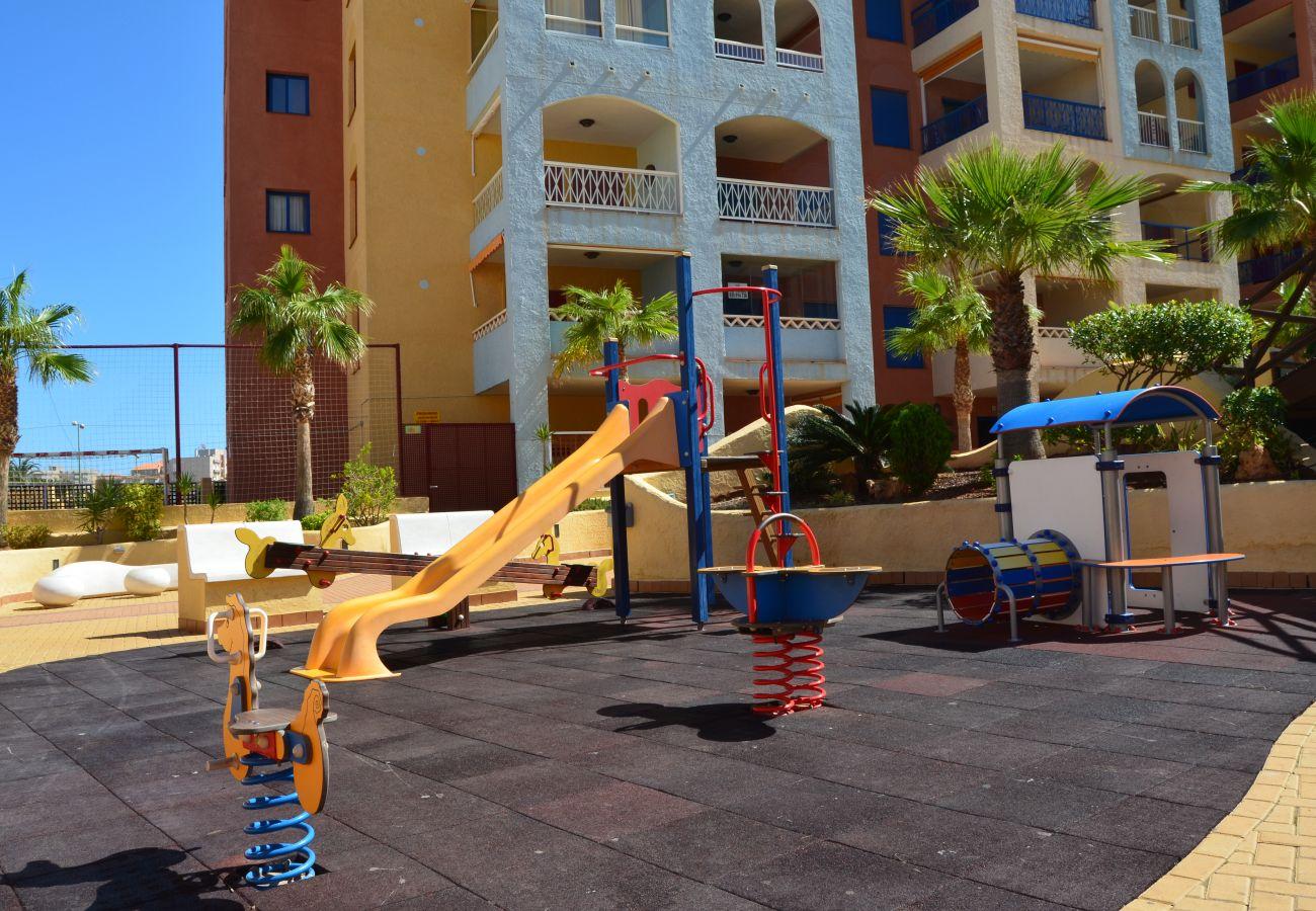 Ferienwohnung in Playa Honda - Verdemar 3 - Shankar (1306)