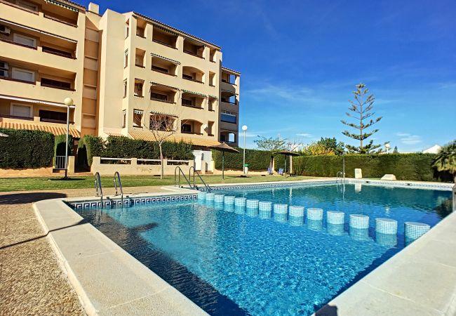 Ferienwohnung in Mar de Cristal - Miraflores Apartment - 1309