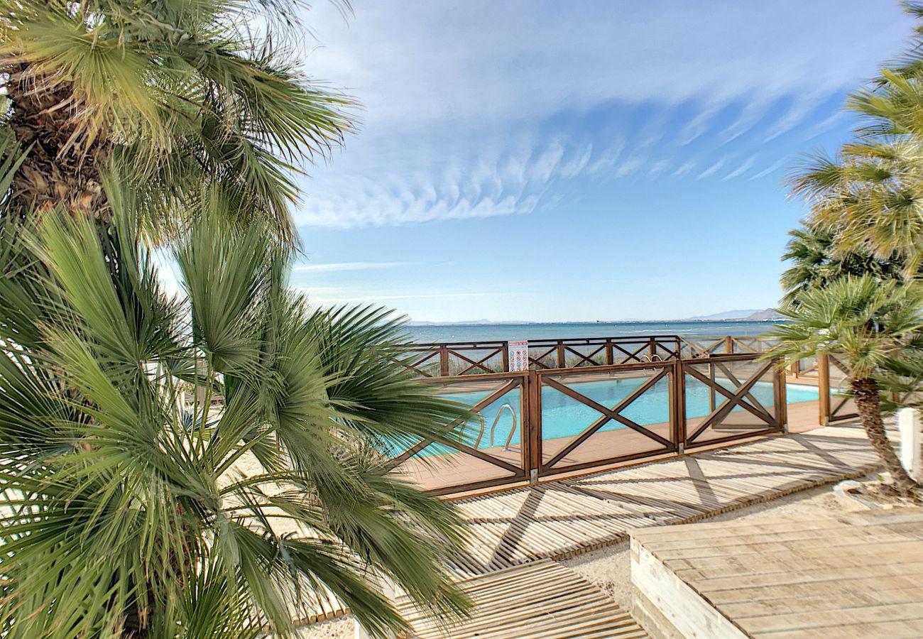 Ferienwohnung in Manga del Mar Menor - Arenales - Van de Sype 002