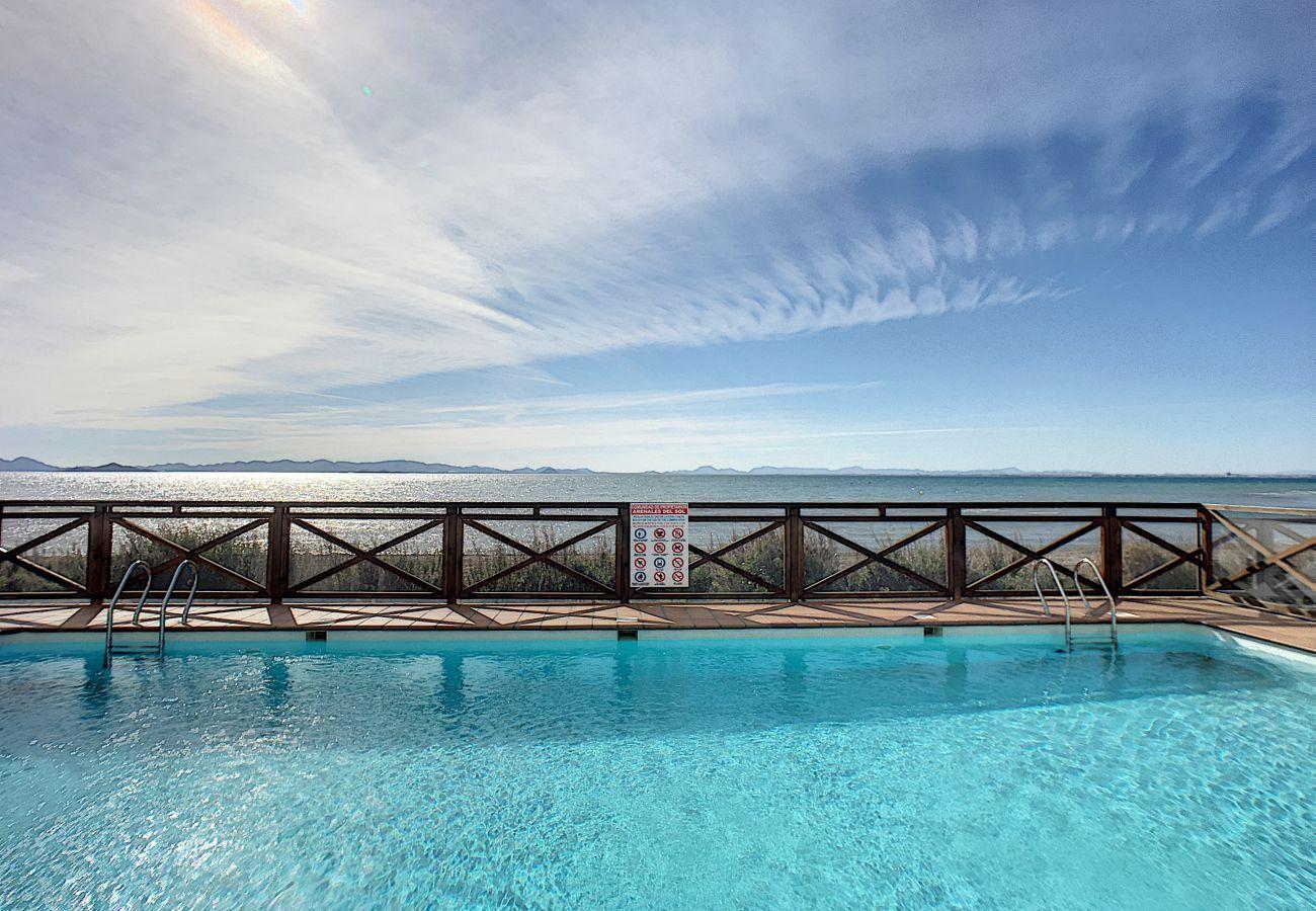 Ferienwohnung in Manga del Mar Menor - Arenales - Van de Sype 111