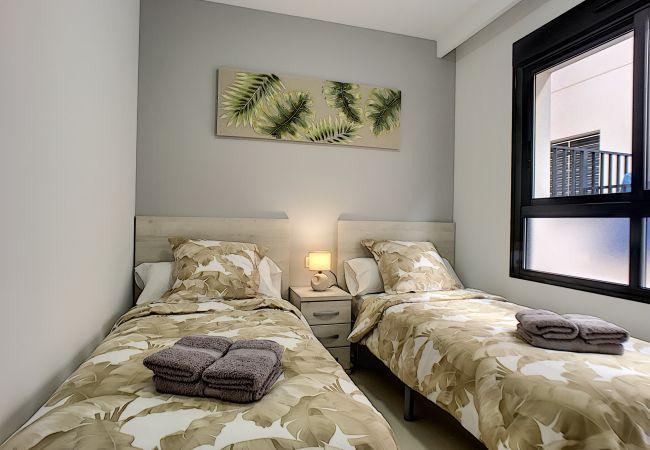 Ferienwohnung in Pilar de la Horadada - Playa Elisa Apartment @ Mil Palmeras
