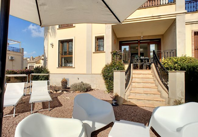 Ferienwohnung in Algorfa - Casa Leone - La Finca Golf