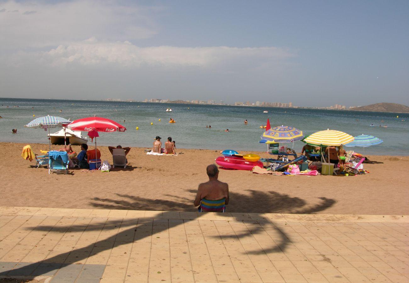 Ferienwohnung in Mar de Cristal - Ribera Beach 2 - 1509