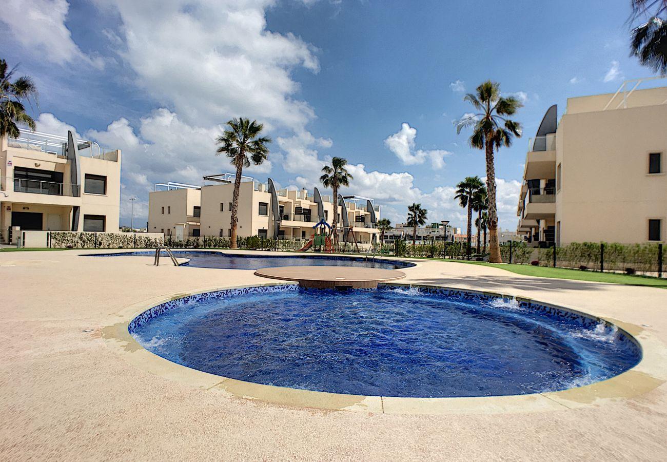 Ferienwohnung in Pilar de la Horadada - Playa Elisa Bay - Sun & Fun