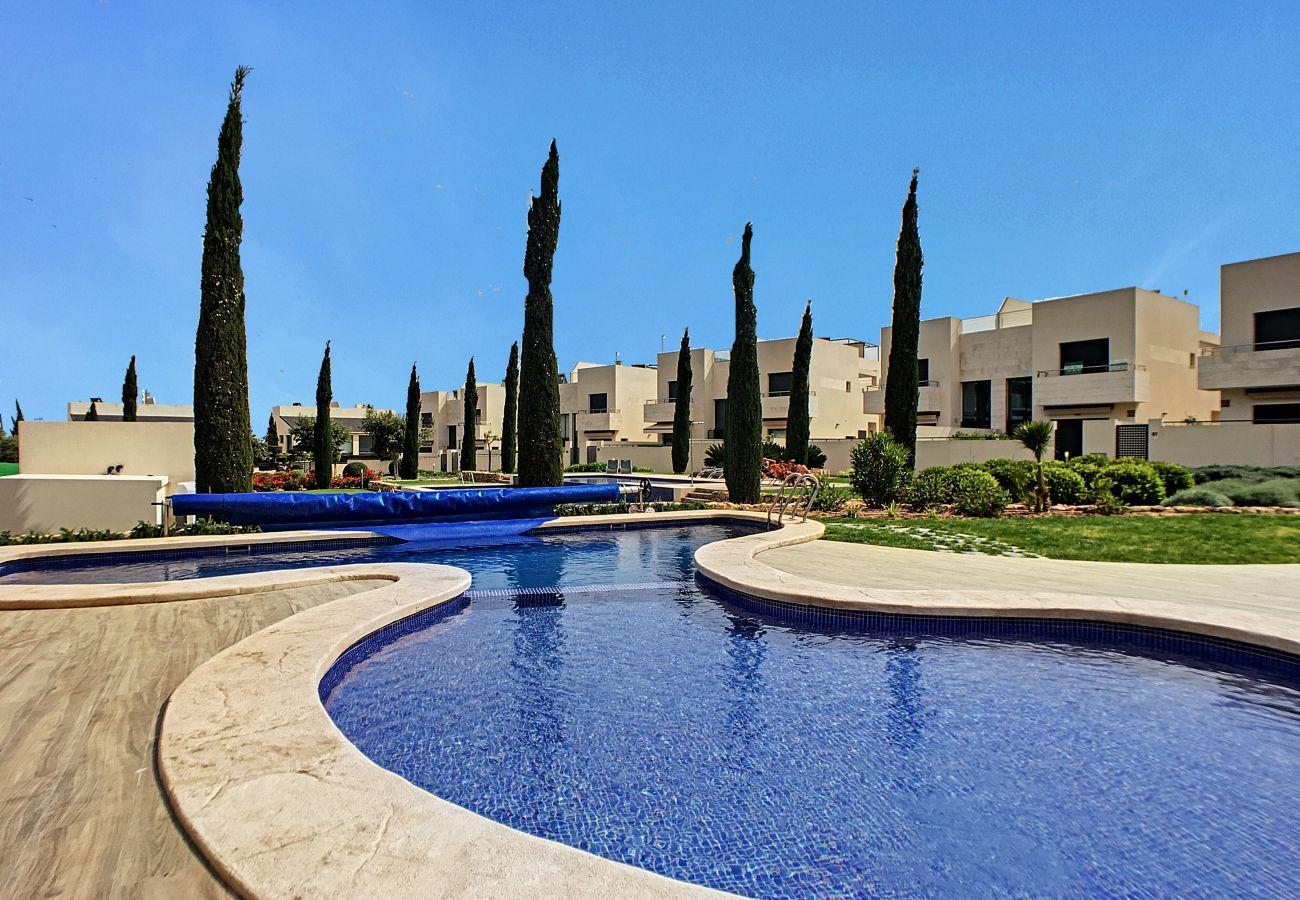 Ferienwohnung in Orihuela Costa - Jardines de Montesolana @ Orihuela Costa