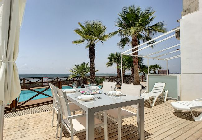Ferienwohnung in La Manga del Mar Menor - Arenales - Van de Sype 003