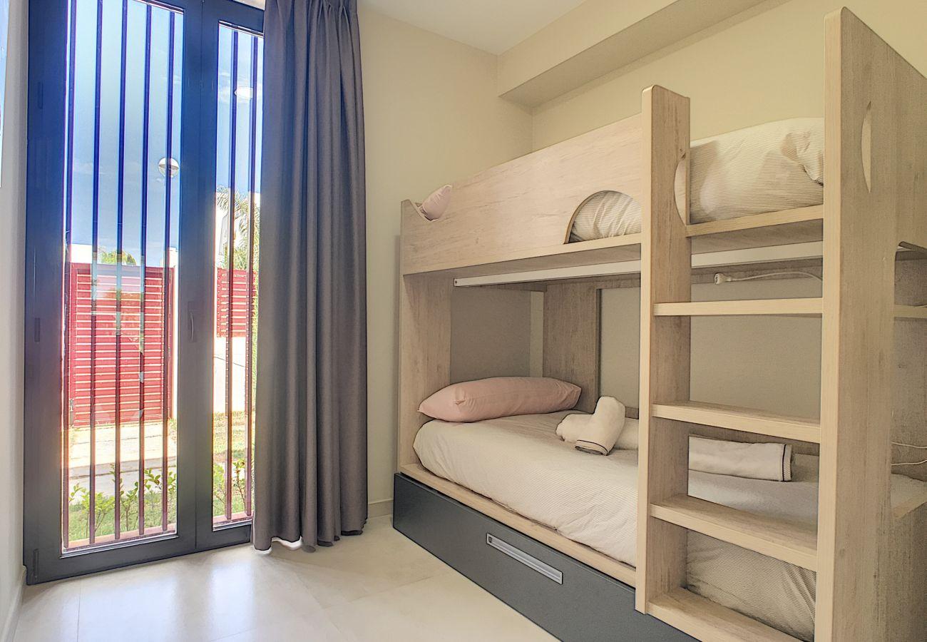 Ferienwohnung in Mar de Cristal - Antilia Terraces Apartment - 1609