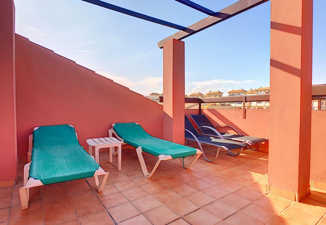 Ferienwohnung in Mar de Cristal - Albatros Playa 1 - 35071