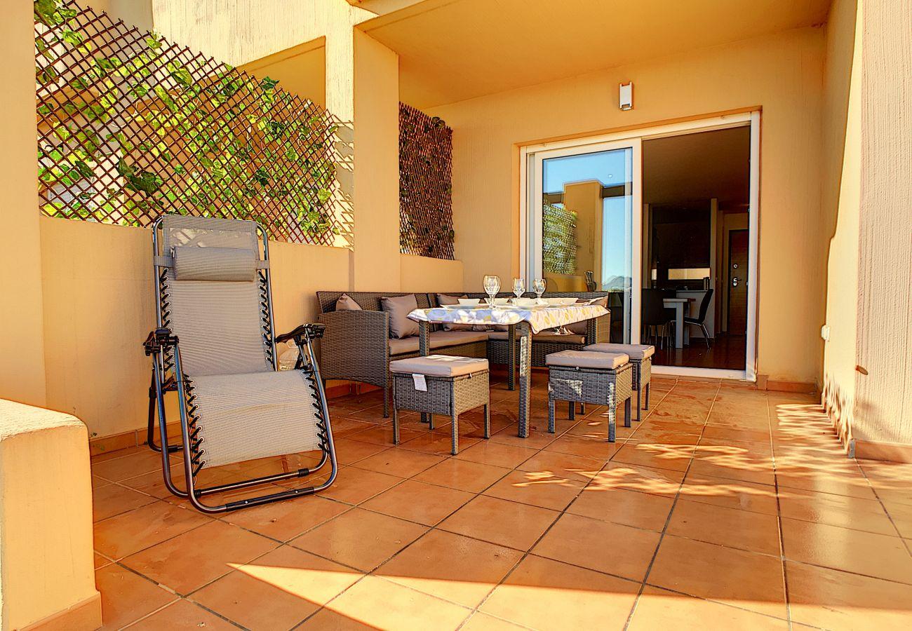 Ferienwohnung in Roldan - Las Islas de Terrazas - Kathryn