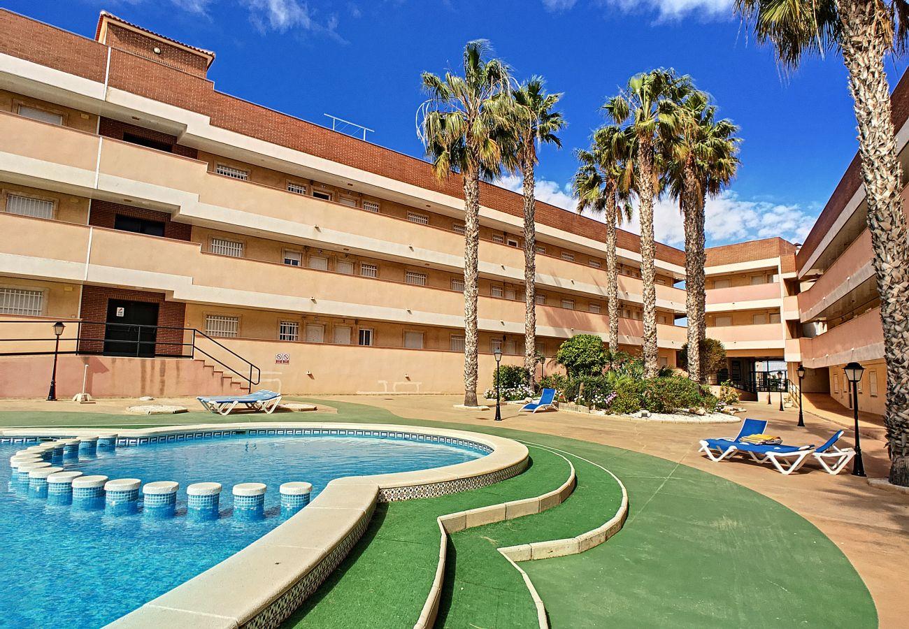 Ferienwohnung in Los Nietos - El Palmeral de Los Nietos - 2409
