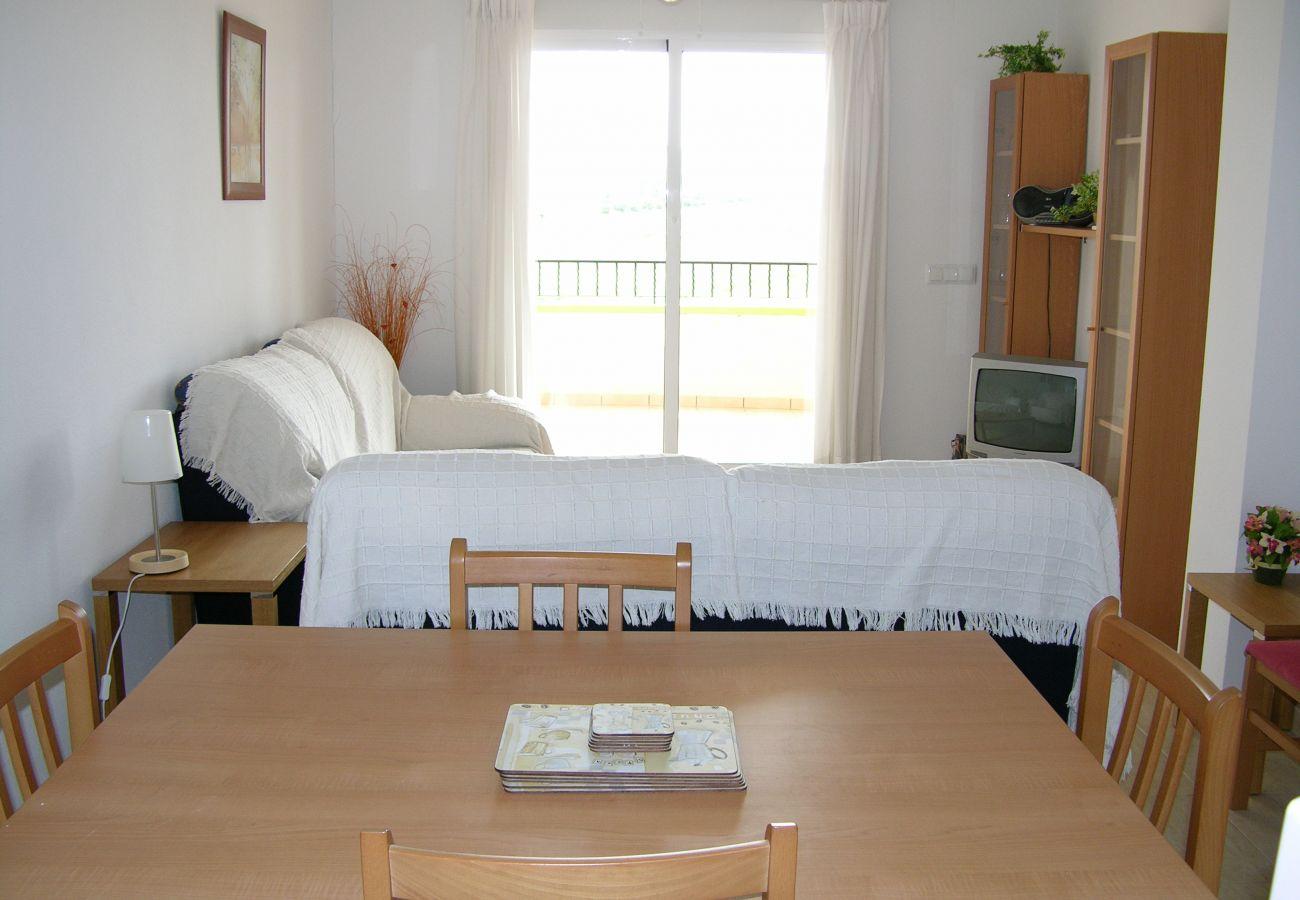 Ferienwohnung in Mar de Cristal - Ribera Beach 1 - 31071