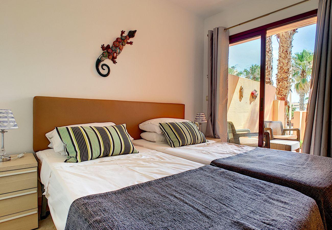 Ferienwohnung in Los Alcazares - Nueva Ribera Beach Club - 5209
