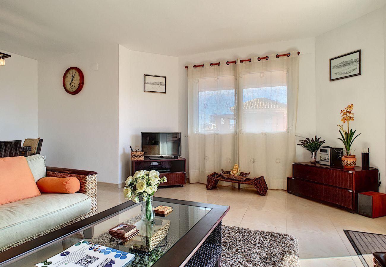 Apartamento em Mar de Cristal - Albatros Playa 1 - 3507