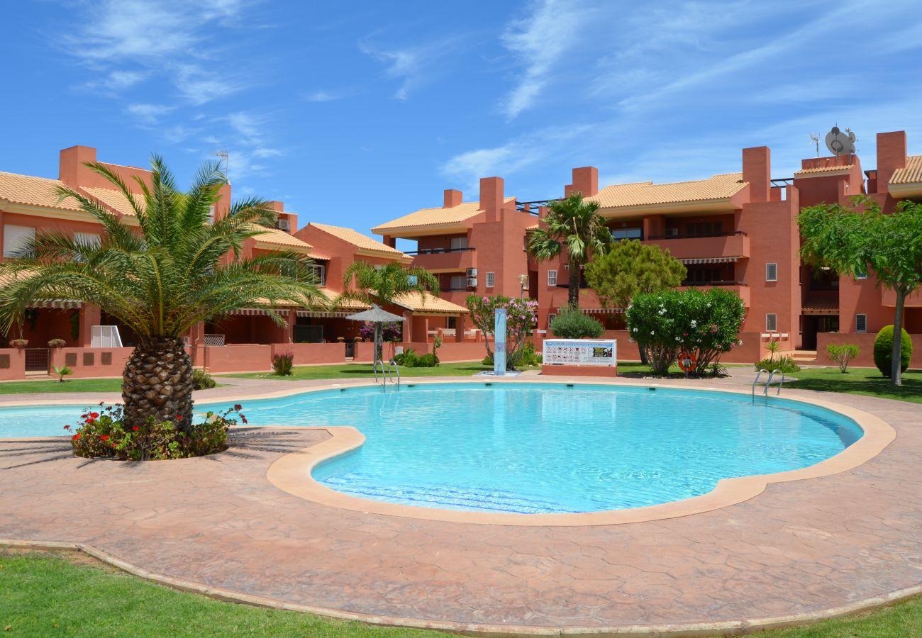 Apartamento em Mar de Cristal - Albatros Playa 2 - 6405