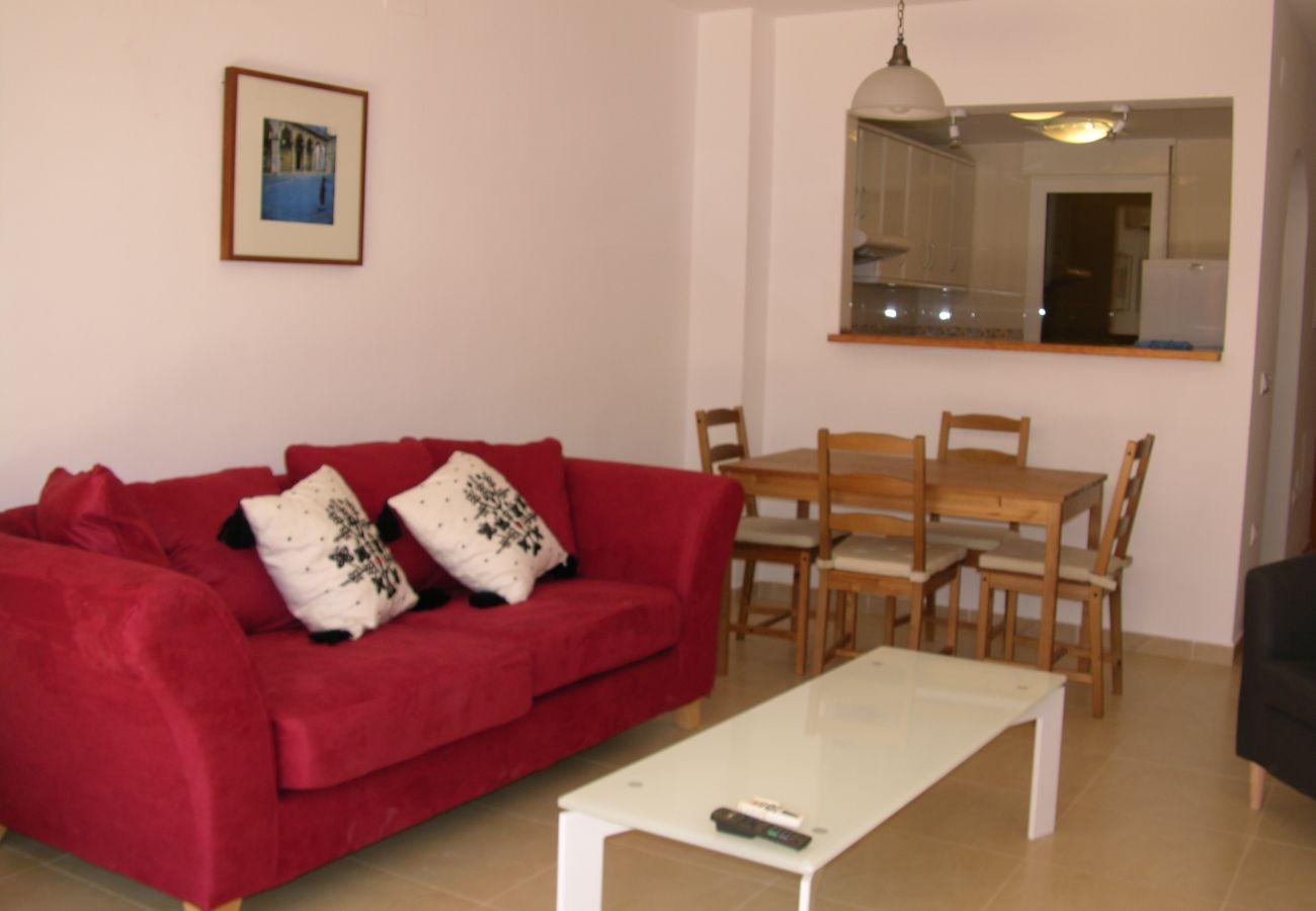 Apartamento em Mar de Cristal - Albatros Playa 3 - 1307